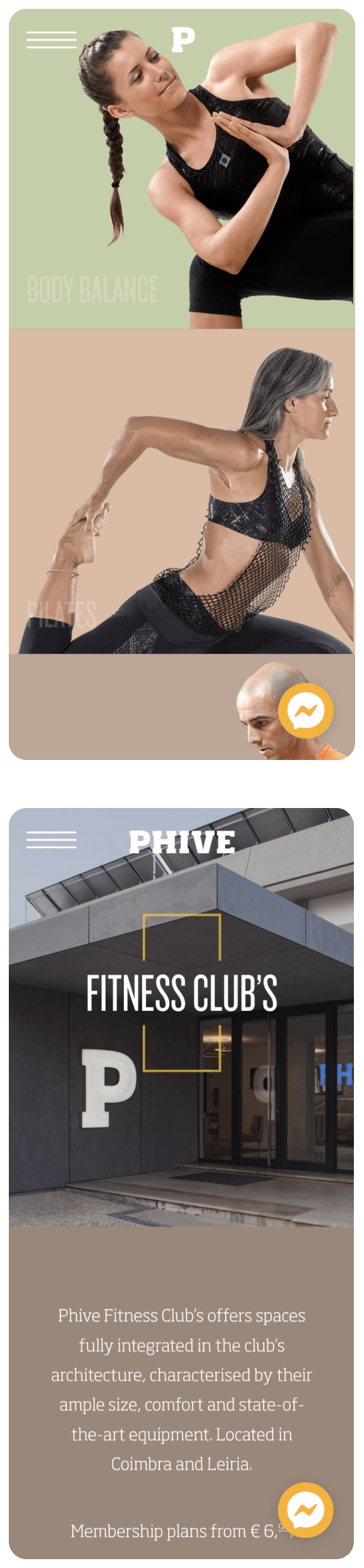 Phive Mobile Image